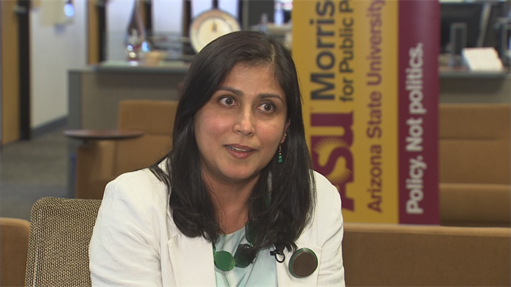 Local companies that rely heavily on steel and aluminum will feel the most impact, like defense contractors Raytheon, Boeing and Honeywell, said Sapna Gupta, a senior policy analyst at the ASU Morrison Institute for Public Policy. (Source: 3TV/CBS 5)