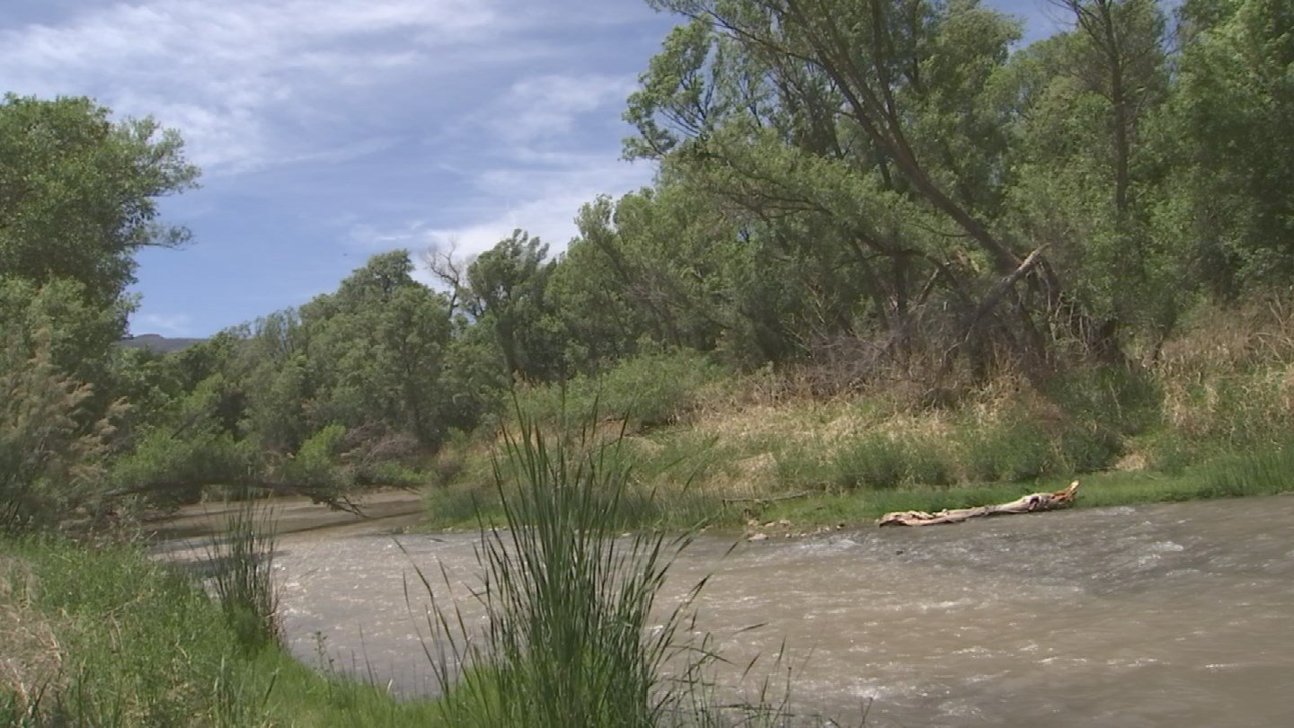 As summer nears this year, the Verde is flowing strong. (Source: 3TV/CBS 5)