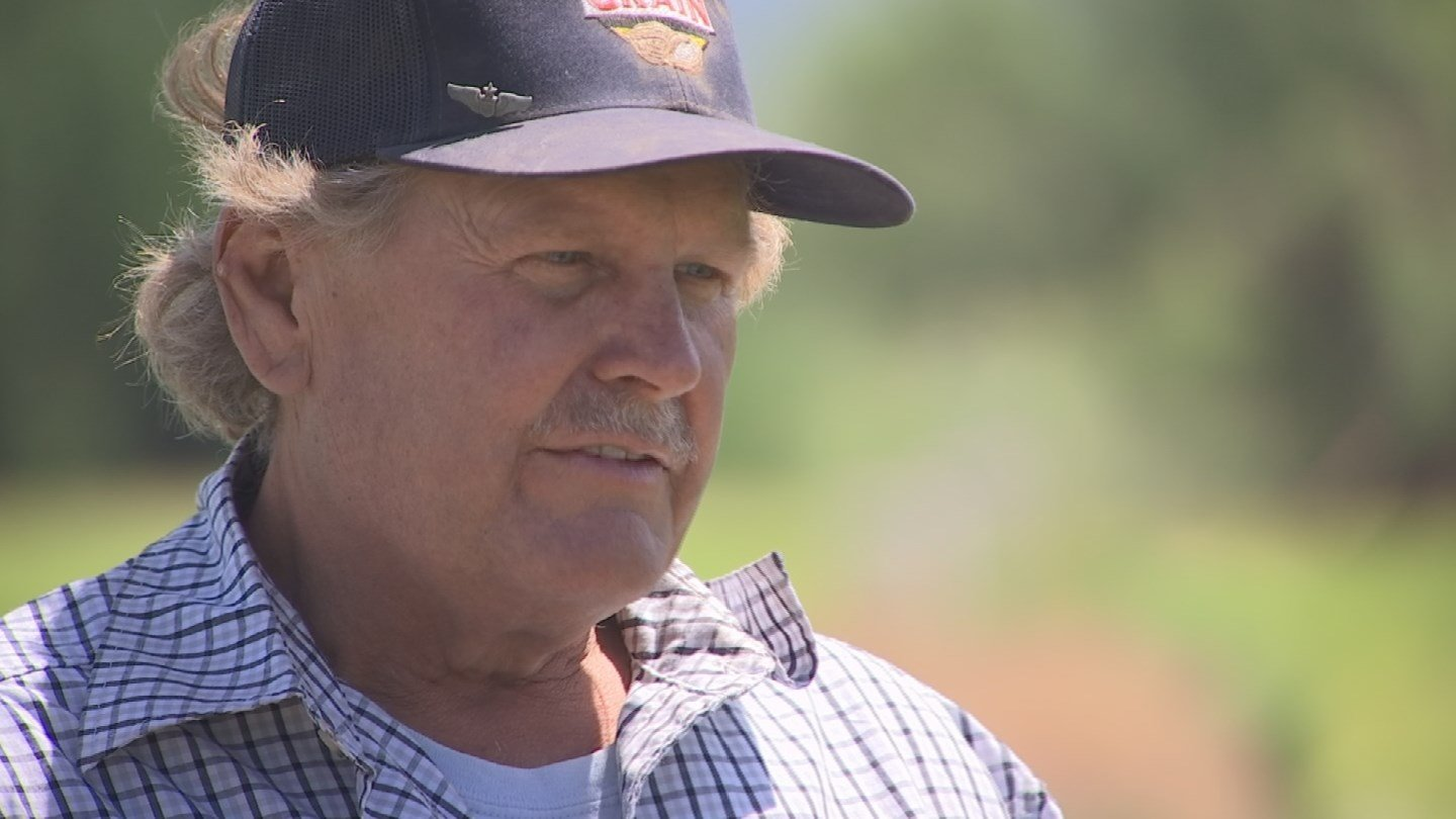 'What we are doing we are putting this ground in a conservation easement,' Kevin Hauser explained. (Source: 3TV/CBS 5)