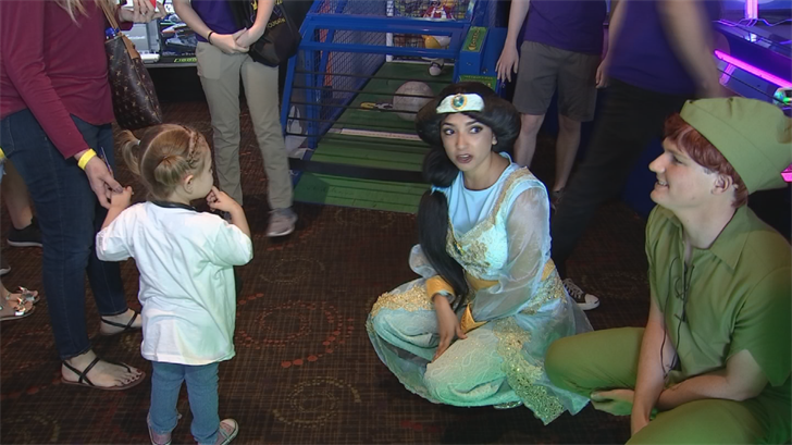 The event was sponsored by Cardon Children's Medical Center in Mesa.(Source: 3TV/CBS 5)