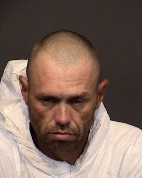 Mug shot Dwain Alan Ward. (Source: Maricopa County Sheriff Dept.)