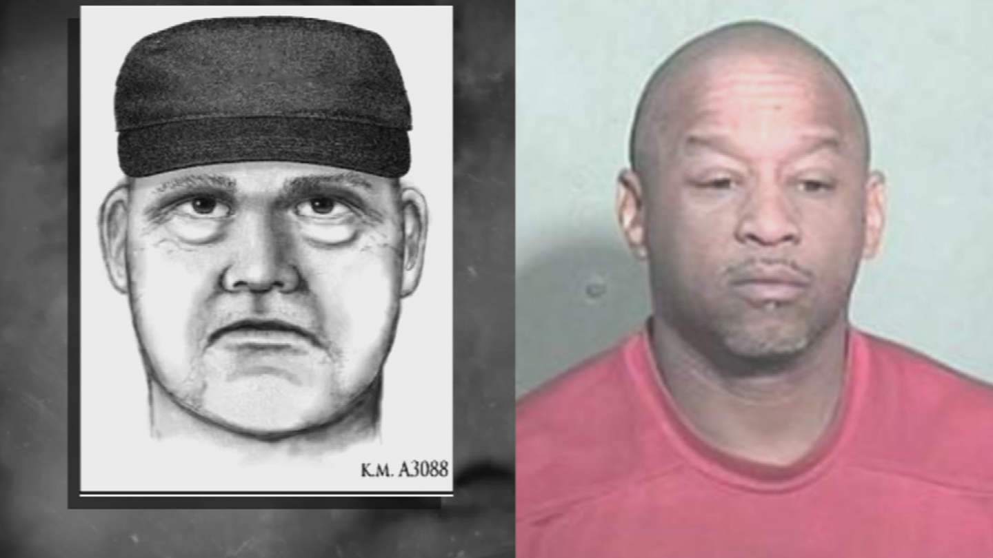 The suspect was described as a white male, but the killer, Dwight Jones, was black. (Source: 3TV/CBS 5)