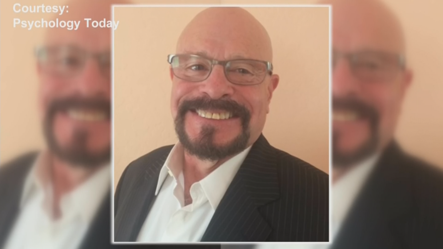 The body of Dr. Marshall Levine was discovered early Saturday in an office space he shared with Kolbe. (Source: 3TV/CBS 5)