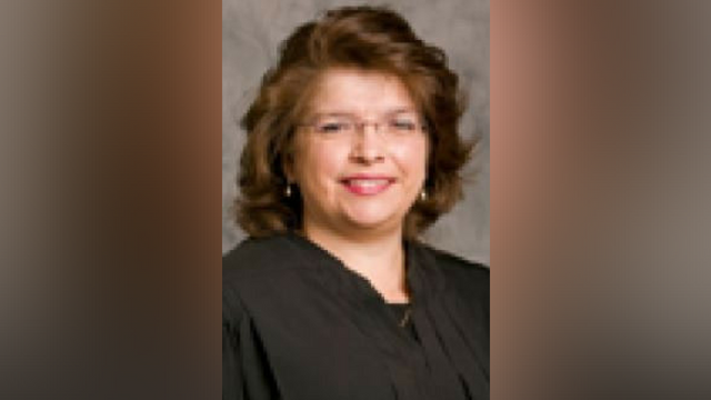 Judge Susanna Pineda says she doesn't remember 56-year-old Dwight Lamon Jones or the divorce proceedings she oversaw as a former family court judge. (Source: superiorcourt.maricopa.gov)