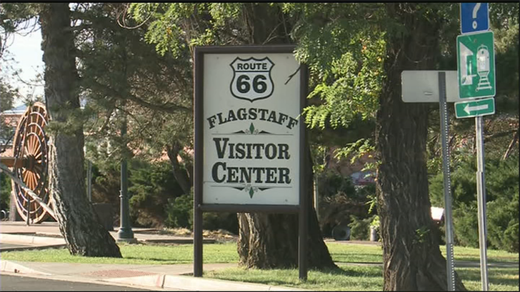 Most of the hotels in town said it's business as usual despite the forest closures. (Source: 3TV/CBS 5)