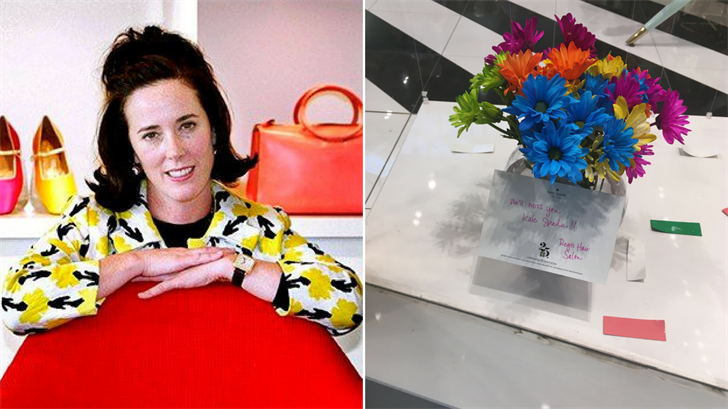 The death of Kate Spade is being felt hard by those in the Arizona fashion industry. (Source: AP/3TV/CBS 5)