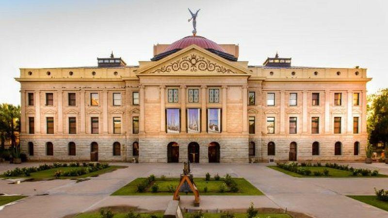 Arizona State Capitol. (Source: 3TV/CBS 5)