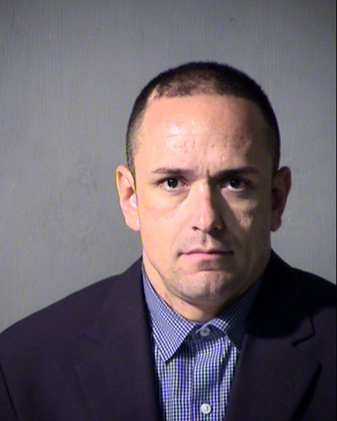 Mug shot of 35-year-old Victor Reyes. (Source: Maricopa County Sheriff's Office)
