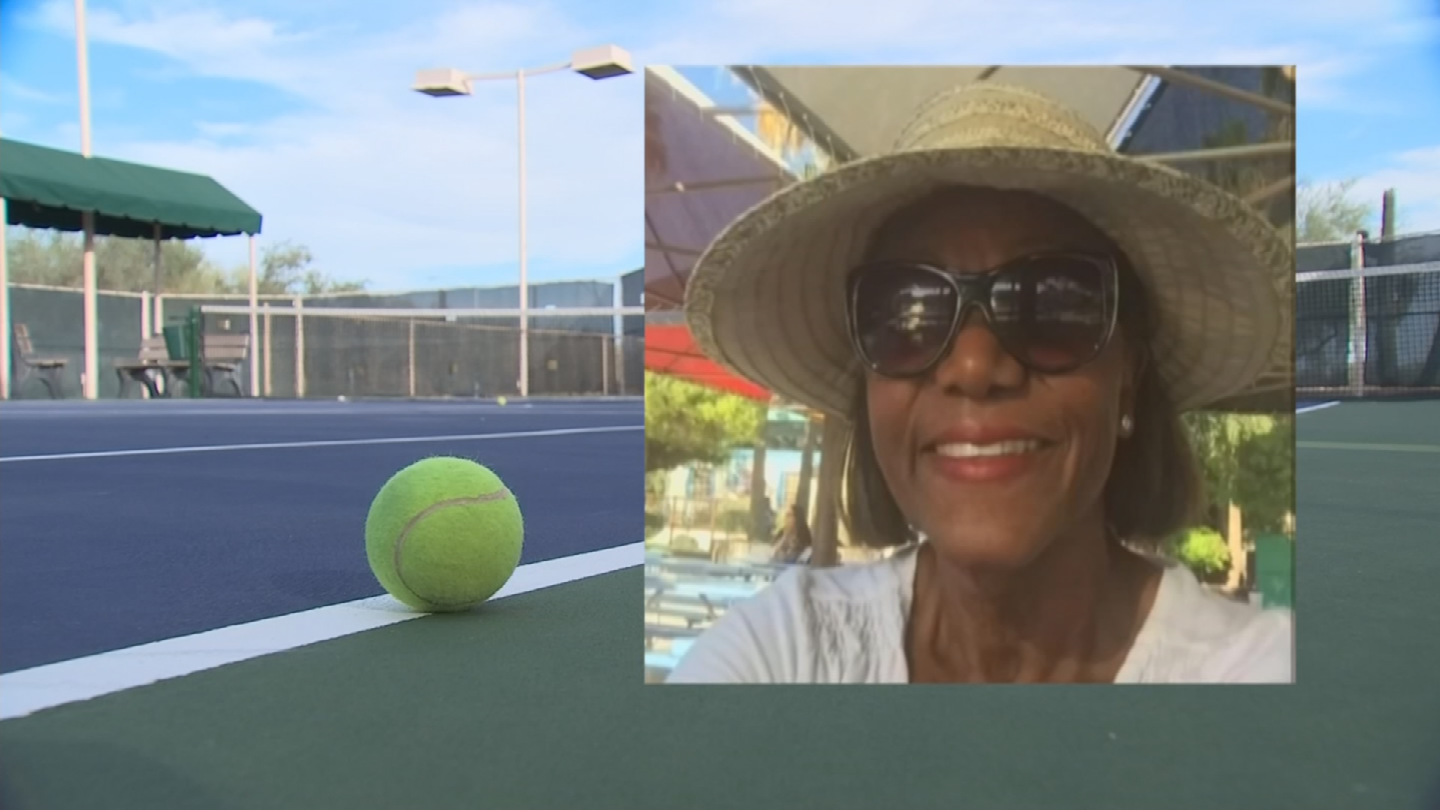 Wightman said he first found out about Simmons' death from her tennis team, a group of women he had been coaching for years. (Source: 3TV/CBS 5)