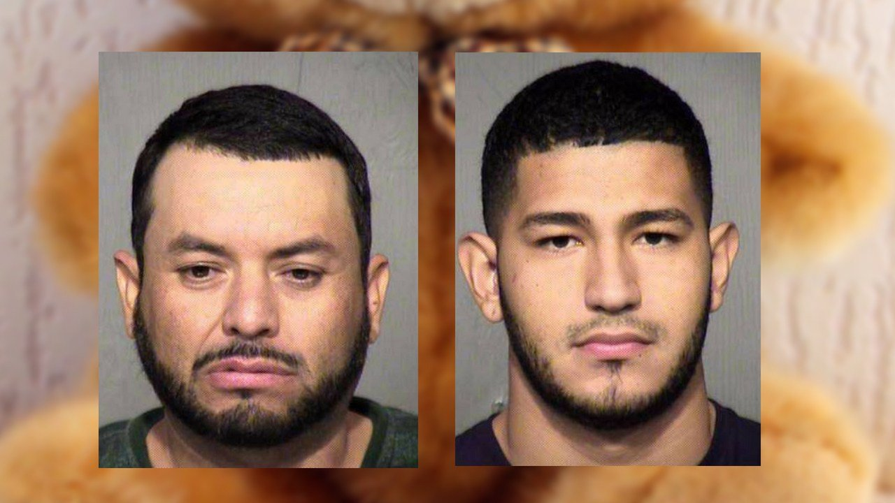 Octavio Gutierrez-Hernandez and Jorge Bazan (Source: Arizona Attorney General's Office)
