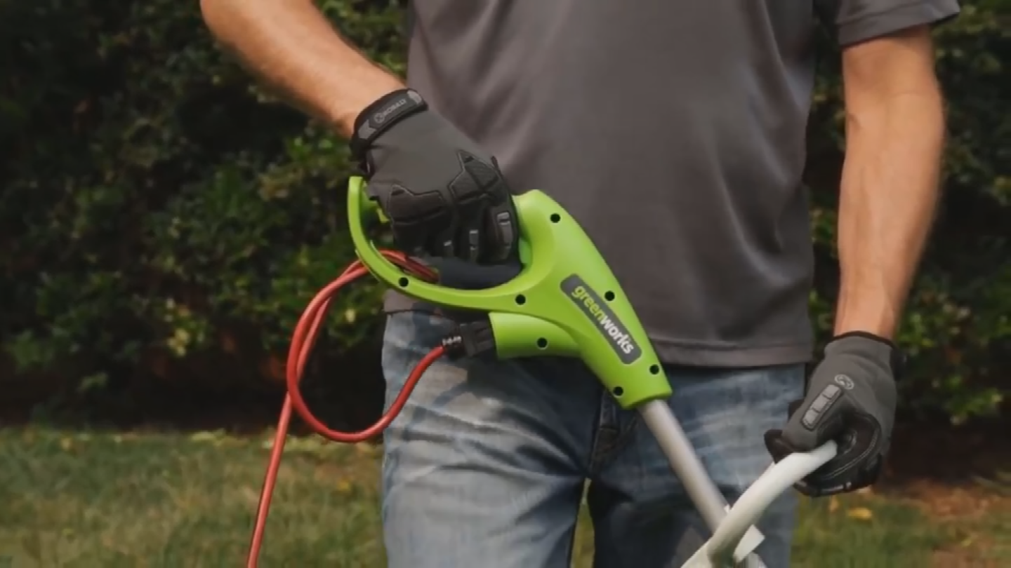 String trimmers are usually the least expensive during the month of June. (Source: 3TV)