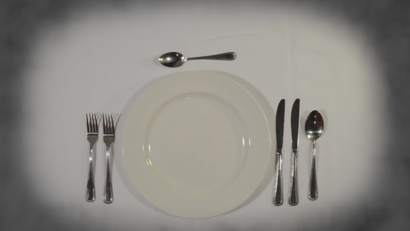 Dinnerware is usually the cheapest in June. (Source: 3TV)