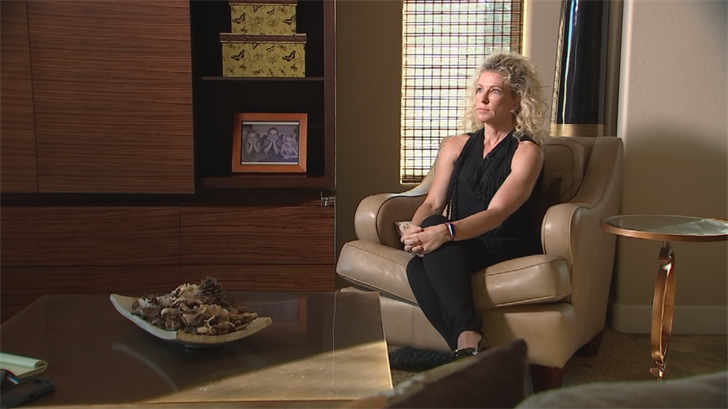 Stacey Bruen has been involved in court-appointed therapy for 20 years. (Source: 3TV/CBS 5)