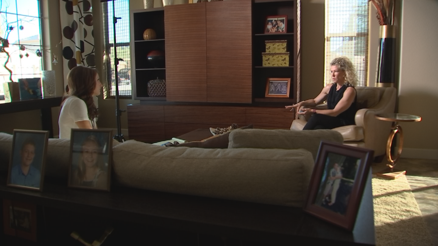 The murder mystery that rocked the Valley for days hit home for Bruen, who had unknowingly provided temporary office space to a fellow behavioral health professional who was a likely target of suspect Dwight Jones. (Source: 3TV/CBS 5)