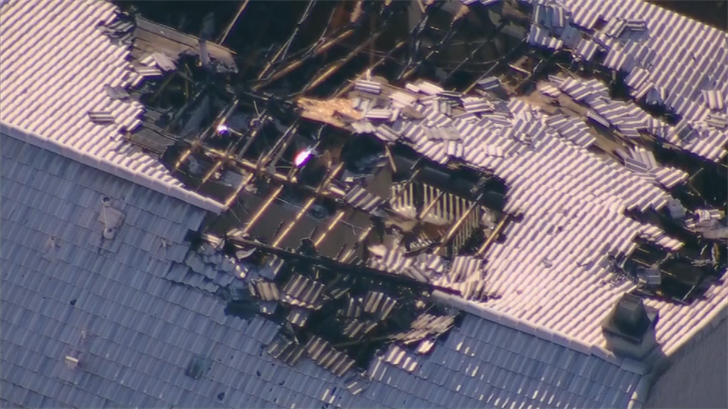 The cause of the fire remains under investigation. (Source: 3TV/CBS 5)