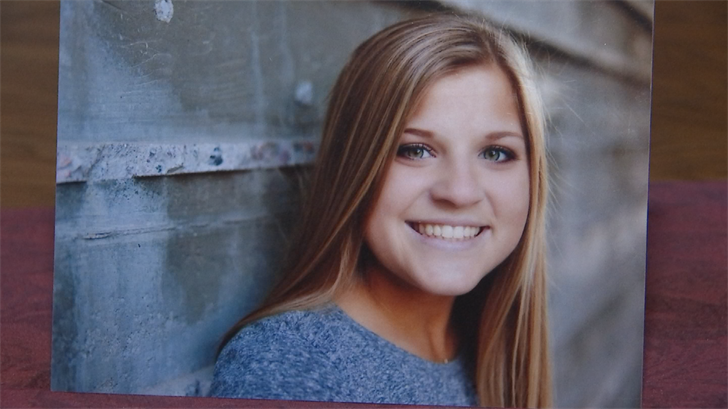 Nikki Beaudoin, an ASU student who passed away before she could begin the nursing program. Her family set up a nursing scholarship at ASU in her name to honor her life and passion. (Source: 3TV/CBS 5)