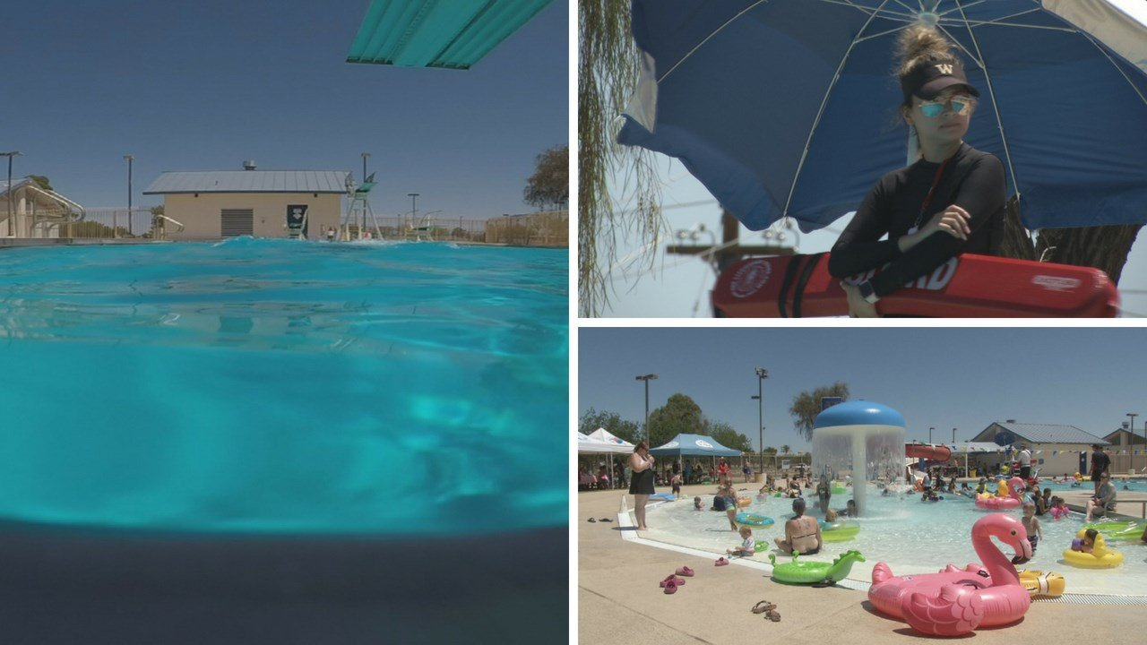 The city of Phoenix is hosting a series of water safety events. (Source: 3TV/CBS 5 News)