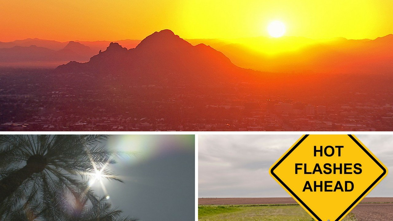 Emergency rooms in Maricopa County are seeing a spike in heat related illness incidents. (Source: 3TV/CBS 5 News)
