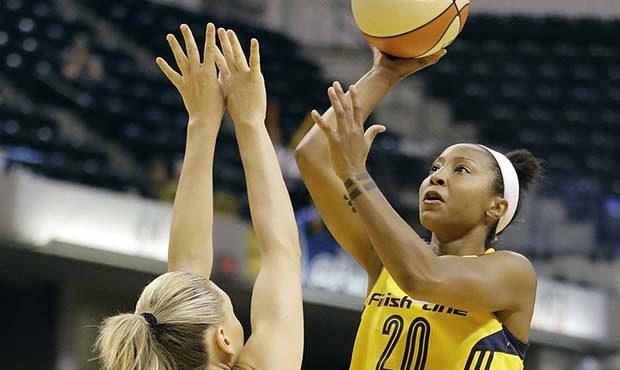 Mercury acquire ASU legend January, trade Robinson to Fever (Source: Associated Press )