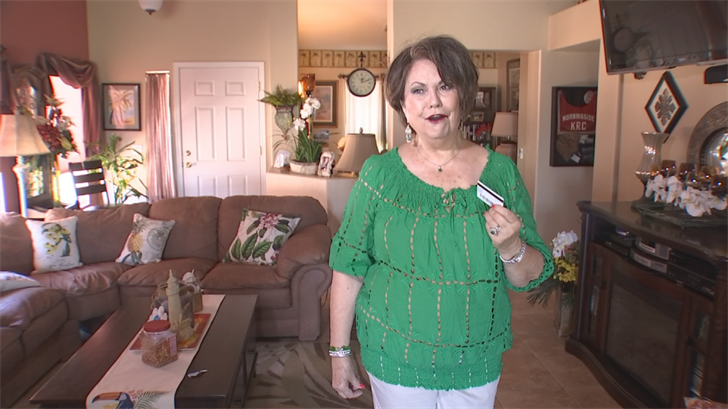 Regardless, Krc says she's happy U.S. Bank reimbursed her and says she owes it all to 3 On Your Side. (Source: 3TV)