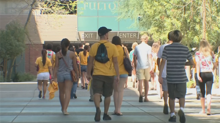 Kuby said this new addition is part of a much bigger innovation picture in Tempe, thanks to ASU. (Source: 3TV/CBS 5)