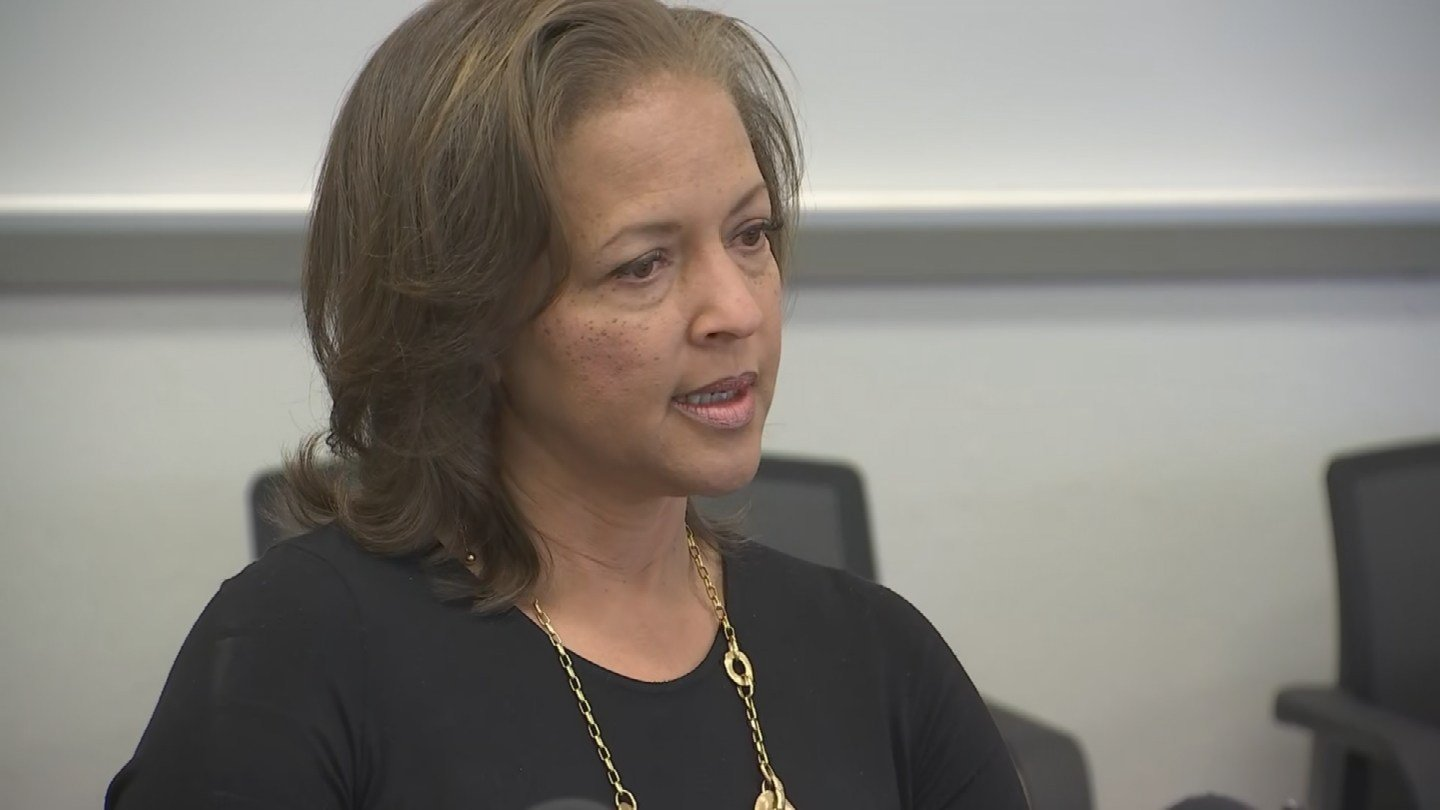 Connie Jones speaks out about her ex-husband, killing spree suspect Dwight Jones (Source: 3TV/CBS 5)