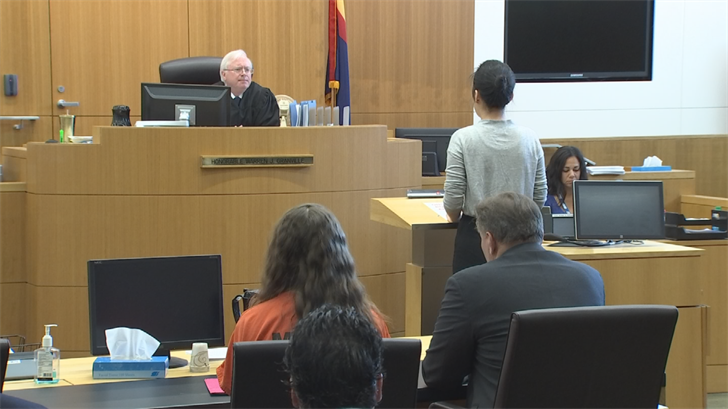 On Tuesday, the judge accepted that plea deal, even after hearing emotional statements from family members who traveled to Arizona all the way from China. (Source: 3TV/CBS 5)