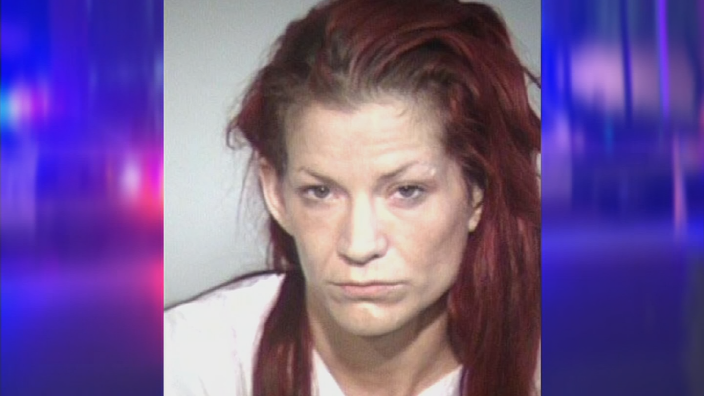 Holly Davis accepted a deal that carries a mandatory sentence of 25 years in prison. (Source: 3TV/CBS 5)