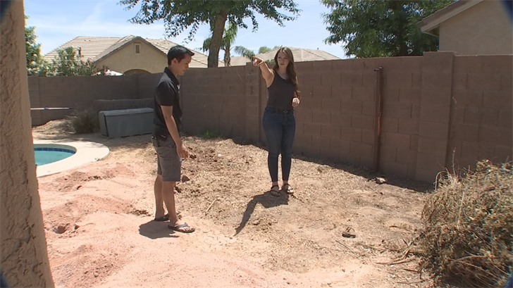 A Chandler man said he was duped out of $6,000 by a man who said he was a licensed contractor. (Source: 3TV)