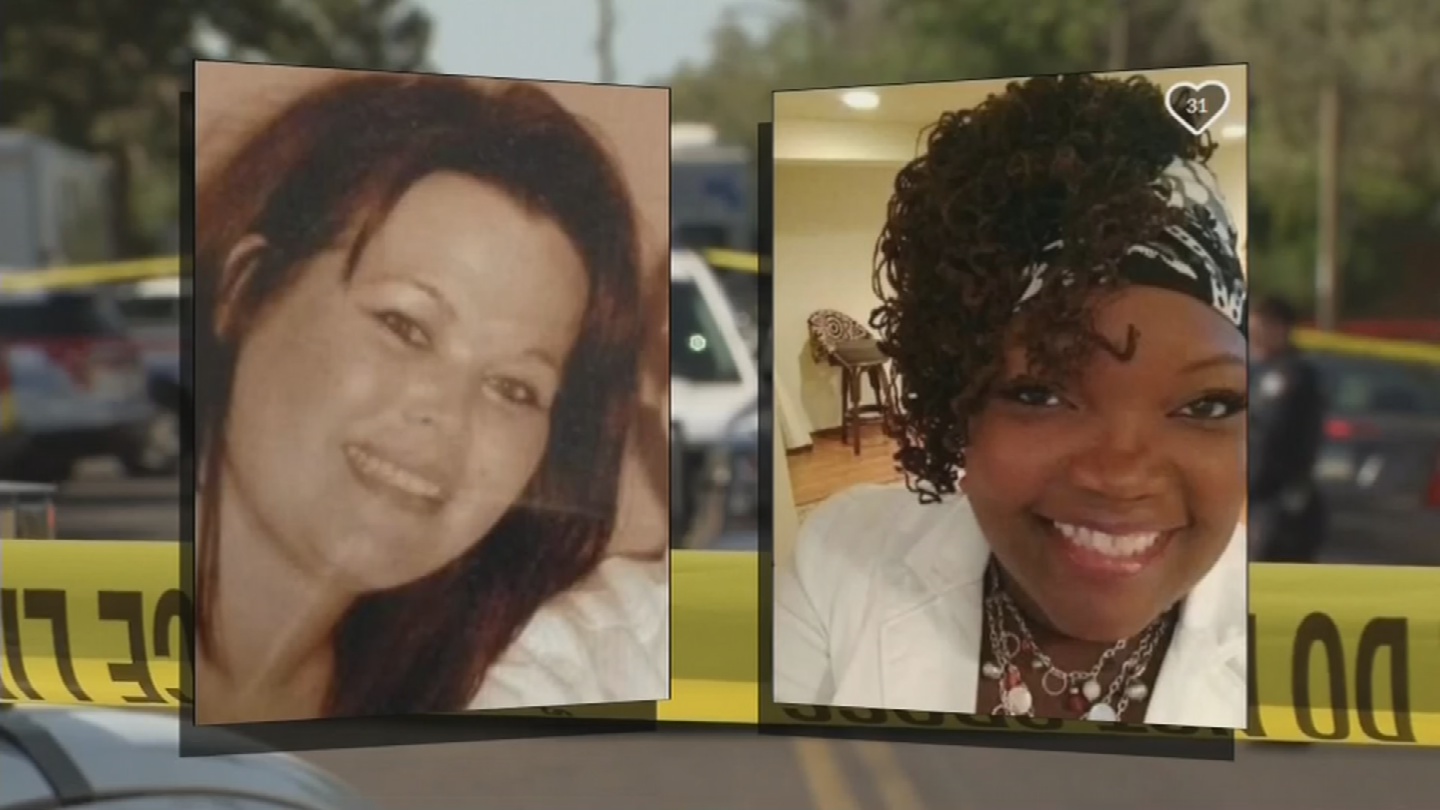 Laura Anderson and Veleria Sharp were two paralegals who lost their lives to a man who meant to kill somebody else. (Source: 3TV/CBS 5)