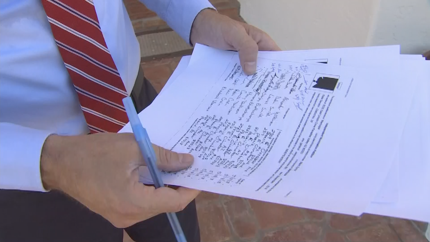 Syms, who is married to Rep. Maria Syms, a Republican from Paradise Valley, filed more than 2,000 signatures.(Source: 3TV/CBS 5)