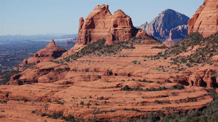 Beautiful view of the Sedona red rocks. (Source: TripAdvisor)