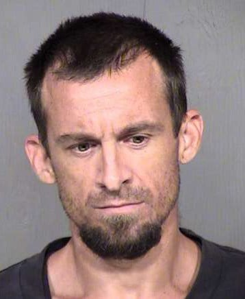 A mug shot of 37-year-old Kenny Keyes taken in 2015. (Source: Maricopa County Sheriff's Office)