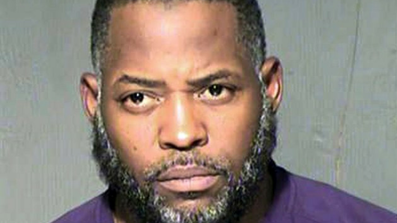 Kareem, convicted of helping to plot a 2015 attack on a Prophet Muhammad cartoon contest. (Source: Maricopa County Sheriff's Office)