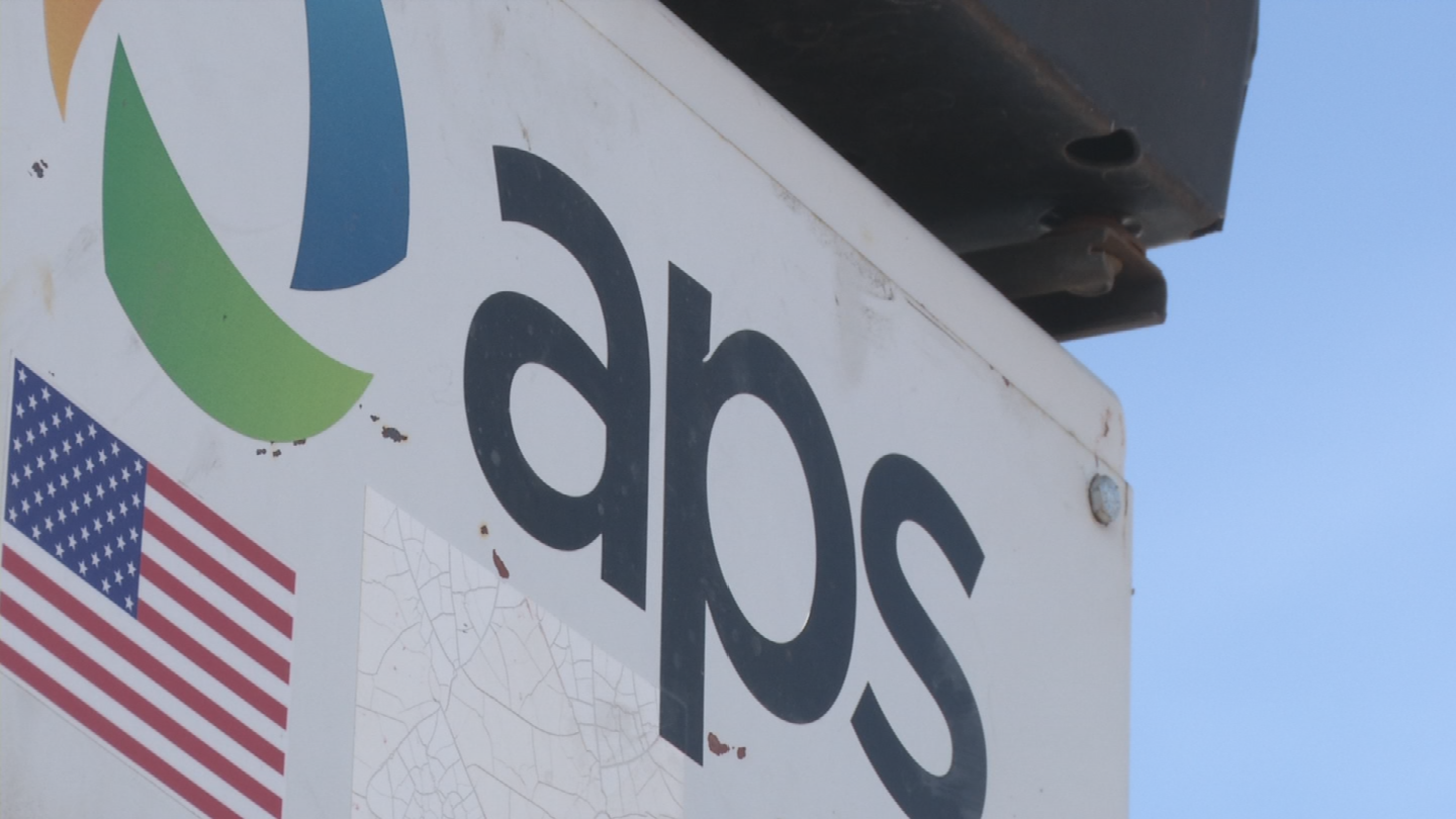 Now, Jonathan has recently joined APS as an electrician. (Source: 3TV/CBS 5)