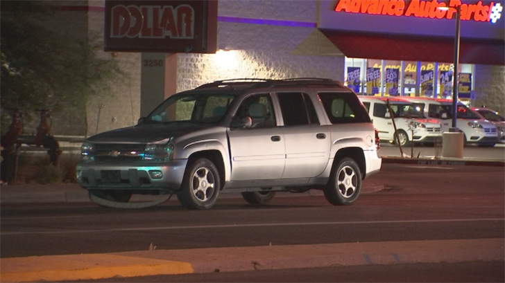 Police said she was crossing Indian School Road near 33rd Avenue when a vehicle struck her. (Source: 3TV/CBS 5)