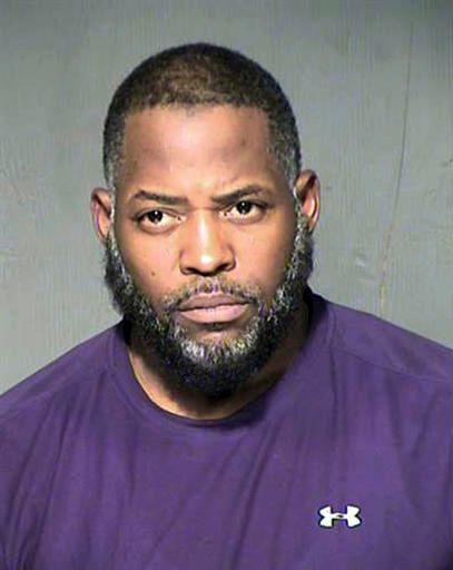 Mug shot of Abdul Malik Abdul Kareem. (Source: Maricopa County Sheriff's Office)
