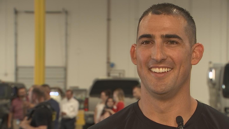 Phoenix SWAT officer, Kris Burtz (Source: 3TV/CBS 5)