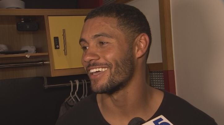 Valley native D.J. is getting set for his second season with his hometown Arizona Cardinals. (Source: 3TV/CBS 5)