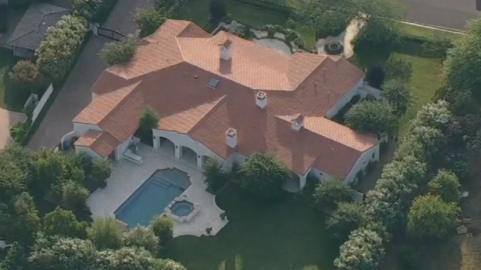 Michael Phelps is selling his home in Paradise Valley. (Source: 3TV/CBS 5)