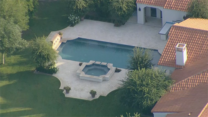 It has a pool fit for the most decorated Olympian of all time. (Source: 3TV/CBS 5)
