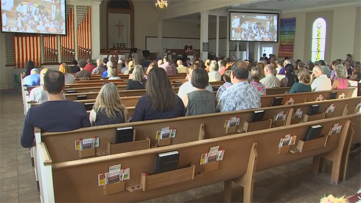 The town hall is a push for people to contact Homeland Security to express their opinions on the separation of families who are often escaping violence or persecution. (Source: 3TV/CBS 5)