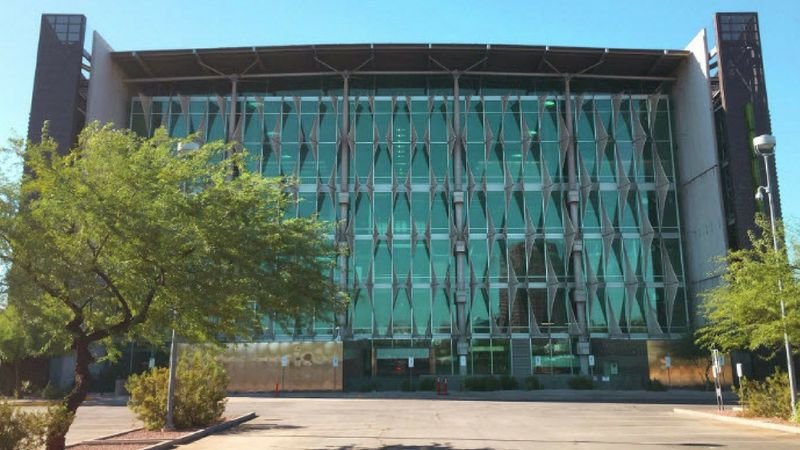 Phoenix's flagship public library is scheduled to reopen Saturday after being closed for nearly a year. (Source: City of Phoenix)