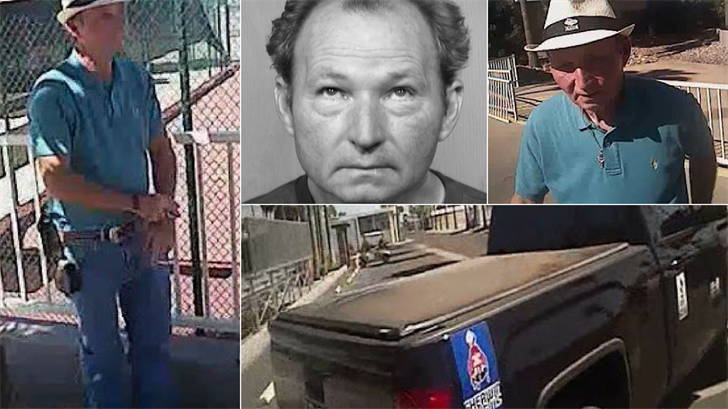 A 49-year-old man is behind bars after he burglarized a woman's home in a retirement community. (Source: Mesa Police Department/Maricopa County Sheriff's Office)