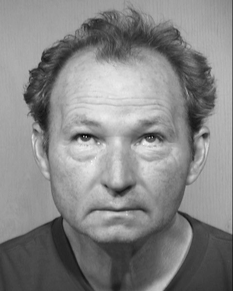 Mug shot of 49-year-old William Donohue. (Source: Maricopa County Sheriff's Office)
