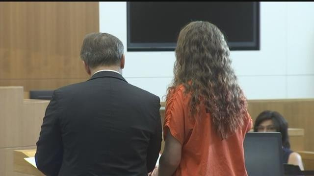 Holly Davis was sentenced to 25 years in prison Friday, June 15, 2018. (Source: 3TV/CBS 5)