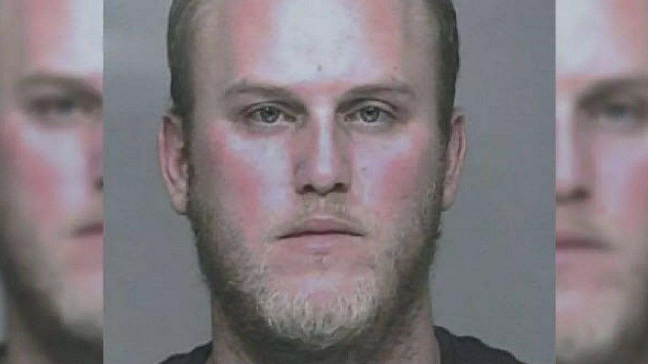 A mugshot of Ian Michael Nielsen. (Source: Scottsdale Police Dept.)