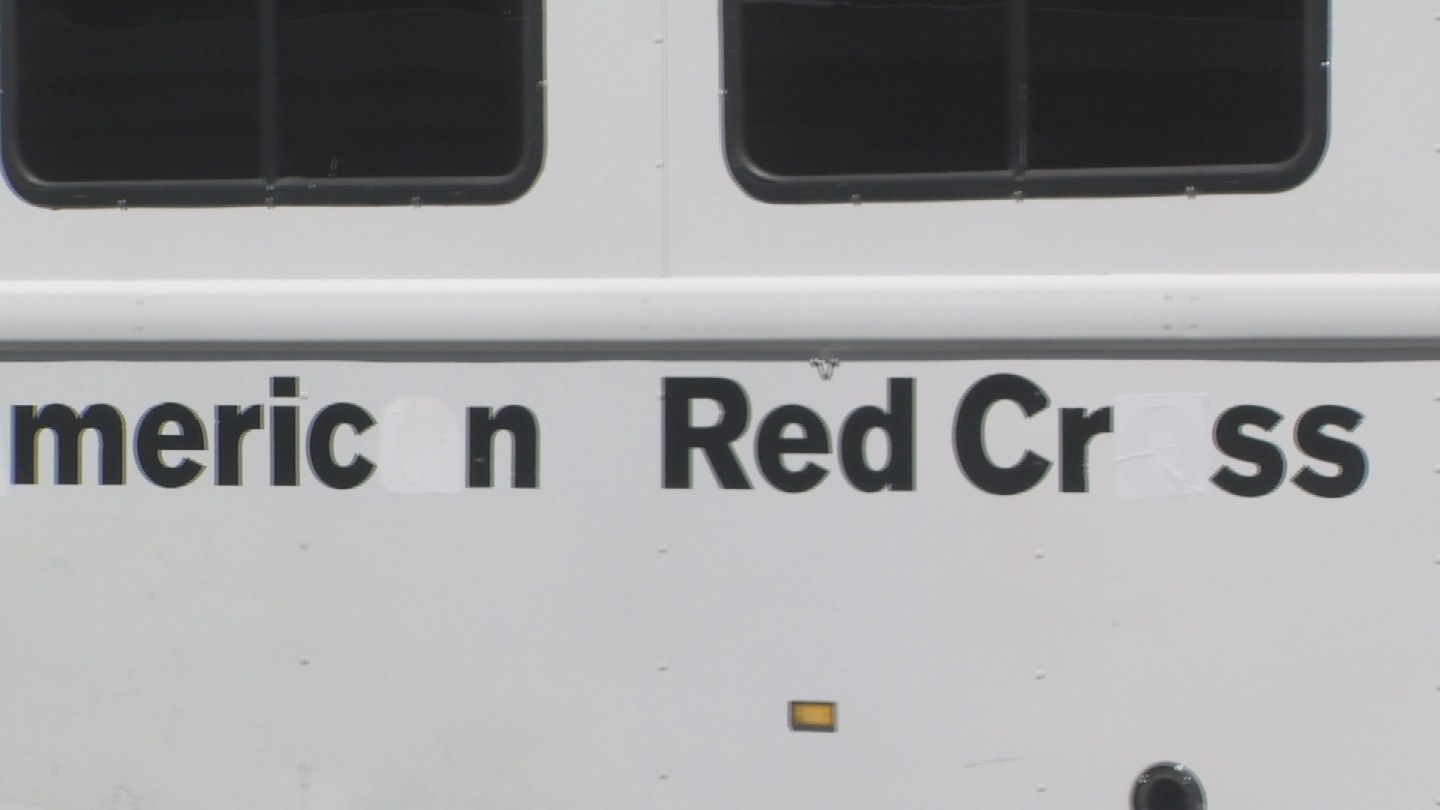 During the summer months, the Red Cross experiences a 20 percent decrease in the availability of blood on hospital shelves. (Source: 3TV/CBS 5)