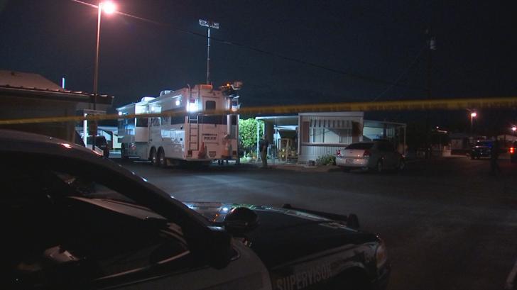 The suspect was identified as Michael D. Fletcher. (Source: 3TV/CBS 5)
