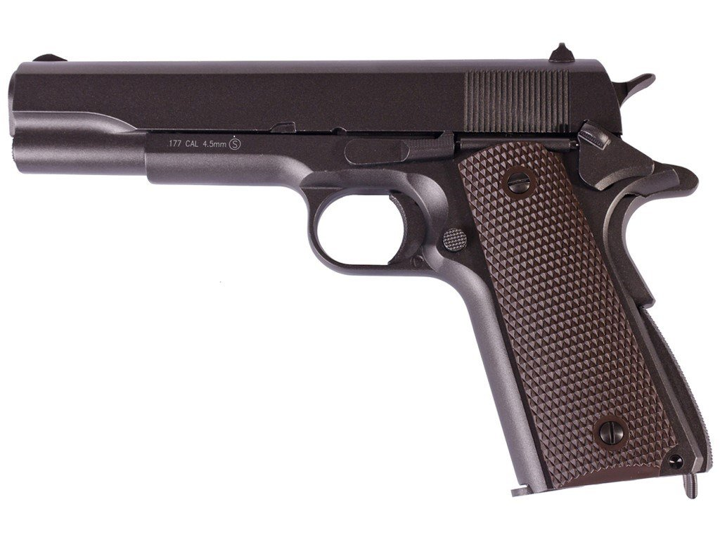 Stock photo of BB gun. (Source: Mesa Police Department)
